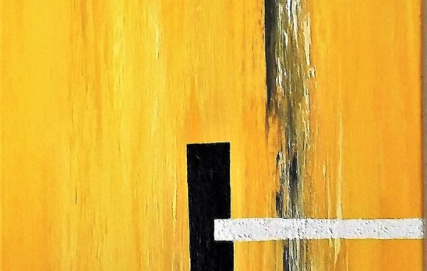 Feeling, Acryl auf Keilrahmen 30 x 80 cm