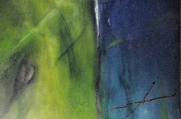 Hoffnungsschimmer, Acryl auf Keilrahmen 60 x 80 cm